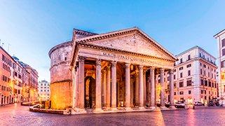 Panteon en Roma