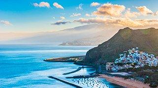 Hermosa Vista de San Andres