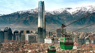 Cruce de Lagos y Patagonia