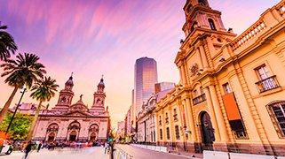 Buenos Aires y Santiago