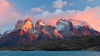 Andes de la Patagonia